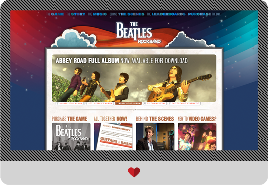Beatles Website